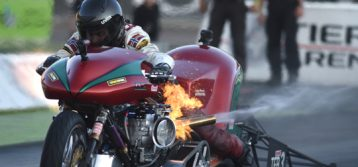 EDRS : Pro Nordic Motorcycle Decided in Record Breaking Style at Tierp Arena
