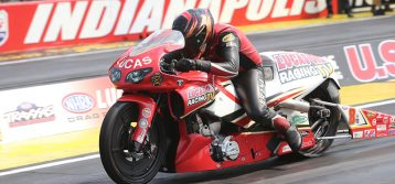 Lucas Oil Racing TV's Hector Arana Jr. scores second straight runner-up finish in Indy