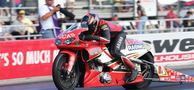 Lucas Oil Racing TV rider Hector Arana Jr. beginning 'best chance ever' at NHRA title