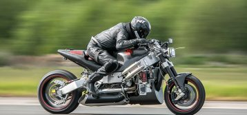 Zef Eisenberg Returns to Straightliners Top Speed Weekend