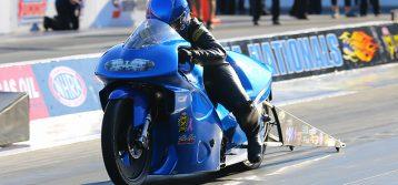 NHRA : Carolina Nationals Pro Stock Motorcycle Coverage