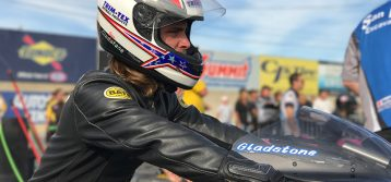 Joey Gladstone Excited to Race at Gateway Motorsports Park