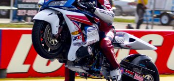 Stotz Racing : Worlds Quickest 1/8 Mile Streetbike