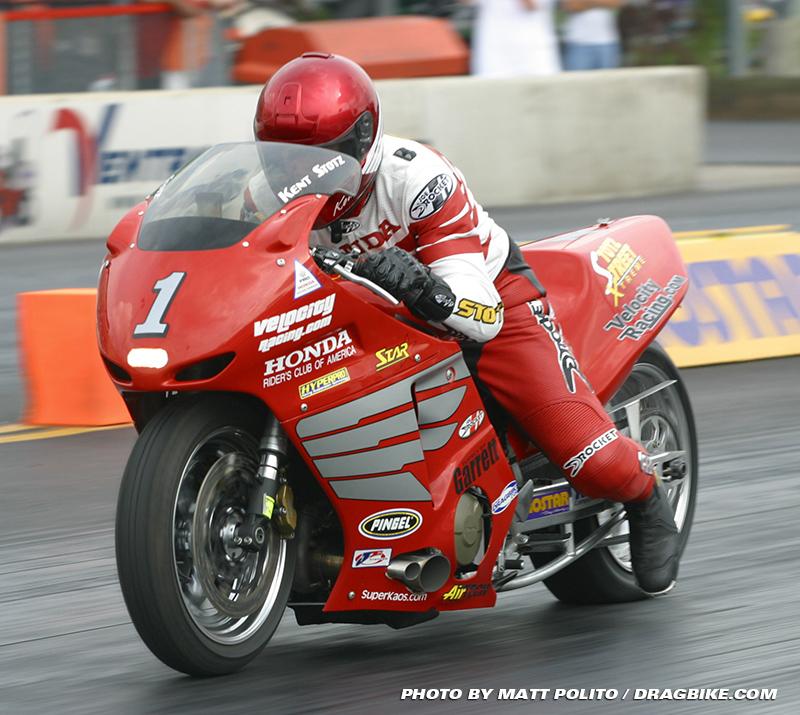 Gsxr 1000 Turbo Grudge Bike: Stotz Racing Makes History Again With Honda