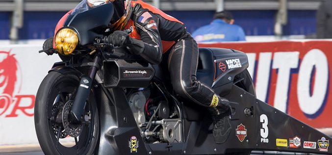 NHRA : Pro Stock Motorcycle Finals at Pomona