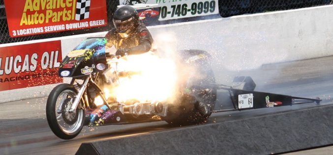 RocketFish : Nitro Harley Top Fuel/Nitro Funny Bike Transition