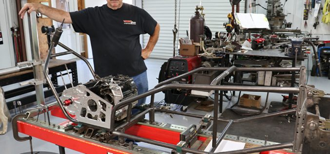 Shop Tour : Timblin Chassis
