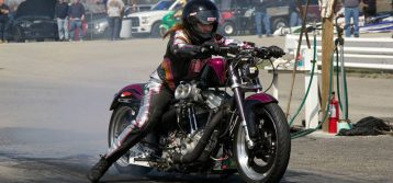 Stacey Bortz wins Bowling Green and takes ET records in Outlaw Street