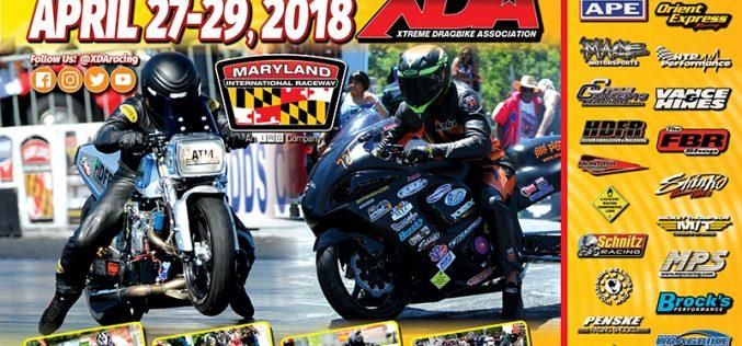 XDA: Spring Nationals at MDIR on April 27-29
