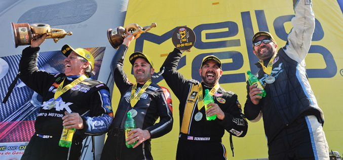 NHRA: Chance for Glory at the Gatornationals 3/15-18