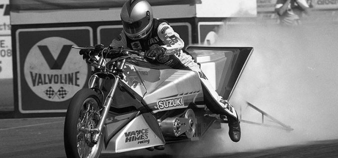 Top Fuel Motorcycle: The Case of the Cast Iron Cases