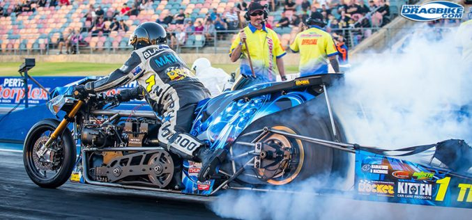 400 Thunder: MacTrack Westernationals Top Bike Results from Perth