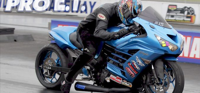 XDA: Motorcycle Performance Specialties Sponsors Pro ET Class