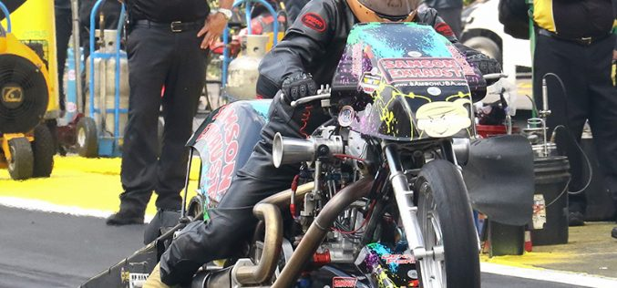 """Dennis """"The Nitro Menace"""" Fisher Report from Michigan All Harley Nationals"""