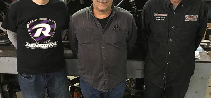 GMS Racing Engines Welcomes David Steve Rominski to the Team