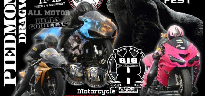Kings of Grudge: Gorilla Bike Fest 5/11-12