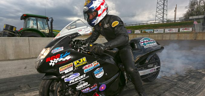 Rain Nips NHDRO at the Stripe in Ohio