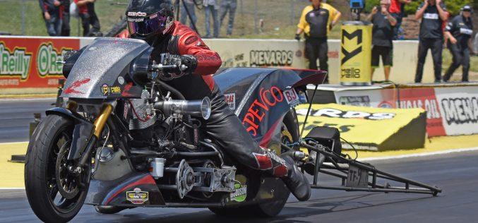 NHRA : Nitro Harley at CatSpot Northwest Nationals