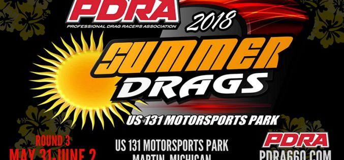 PDRA: 2018 Summer Drags Event Coverage
