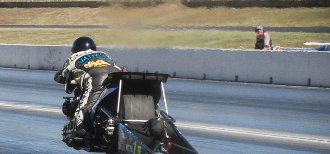 Matheson Set To Become 5 x Australian Drag Racing Champion