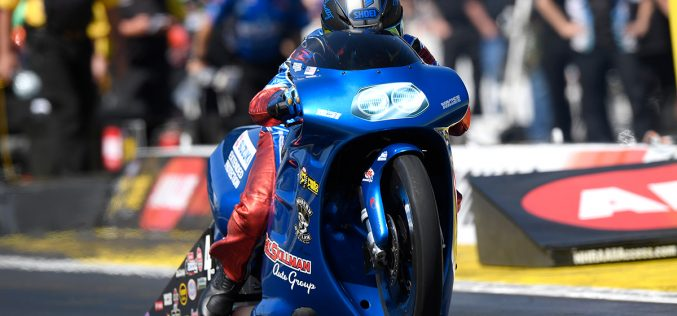 NHRA: Elusive First Win in Sight for Pro Stock Motorcycle's Scotty Pollacheck