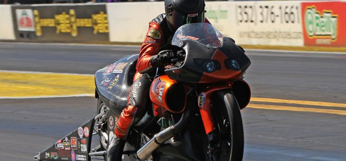 NHRA Rookie Flyin' Ryan Oehler is For Real