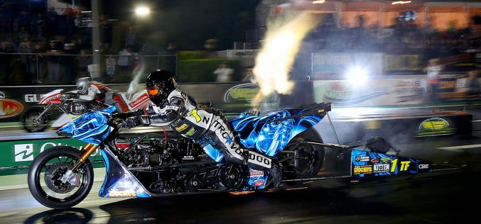 Matheson Ready To Turn Up The Heat At Nitro Up North