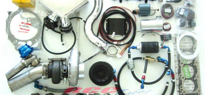 Schnitz Racing: RCC Turbo Kits