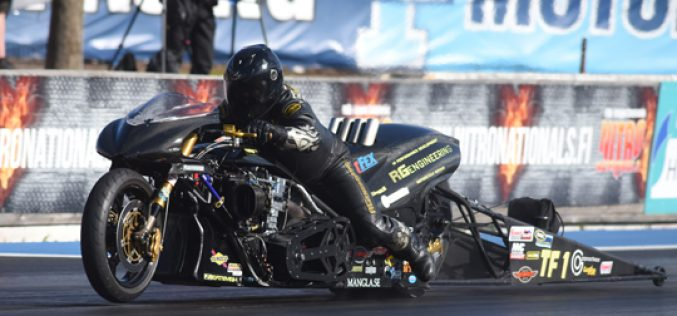 EDRS: FHRA Nitro Nationals Results from Alastaro