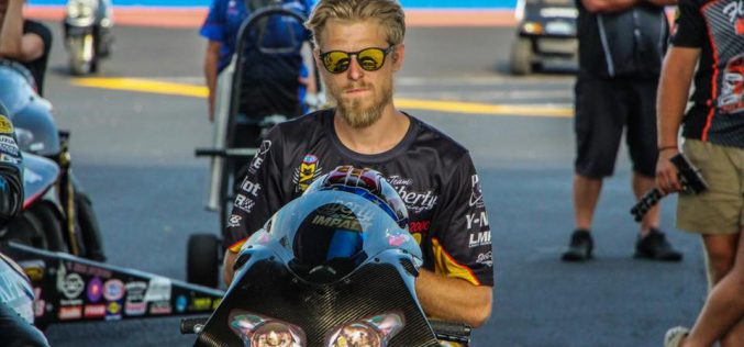 Team Liberty Racing Event Preview of Mopar Mile-High NHRA Nationals