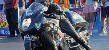 XDA Racers Bring the Heat to Bike Fest