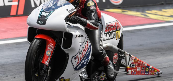 NHRA: Pro Stock Motorcycle from Bandimere Speedway