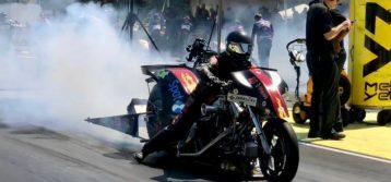 CatSpot Racer Rickey House Races to Semi-Final Finish