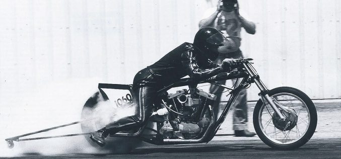 American Motorcycle Drag Racer Remembered: Bonnie Truett