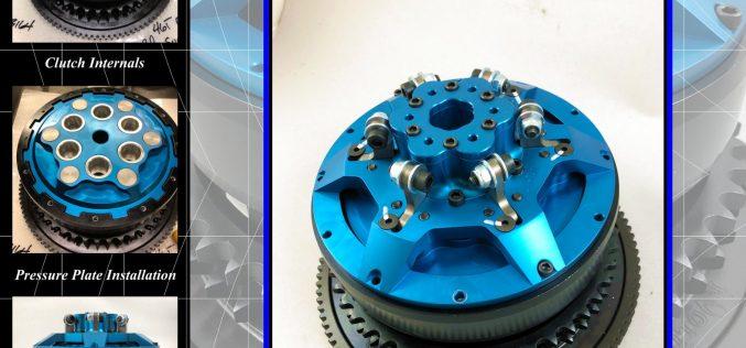 MTC: NEW Engine Driven HD Clutch