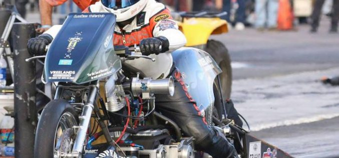 Vreeland heads to Home Track – Numidia Dragway