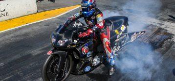 Team Liberty Racing Race Wrap-Up: Brainerd NHRA Nationals