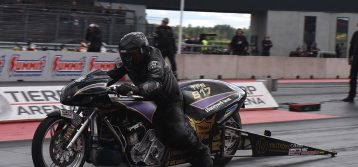 2018 EDRS Pro Nordic Motorcycle Titles Clinched at Tierp Arena