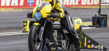 Eddie Krawiec Looks to Continue Run of Success at Dodge NHRA Nationals