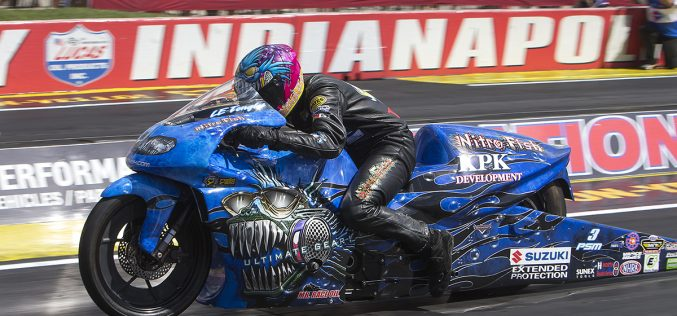 NHRA: LE Tonglet Determined To Stay At The Top