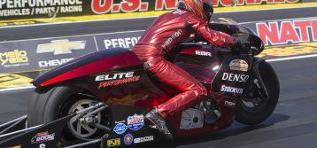 NHRA: Matt Smith Staying On Title Track