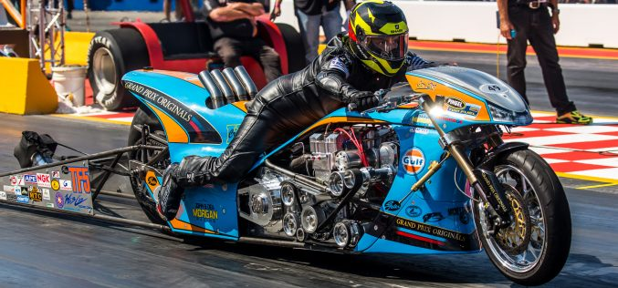 Gulf Oil Drag Racing Builds Championship Lead