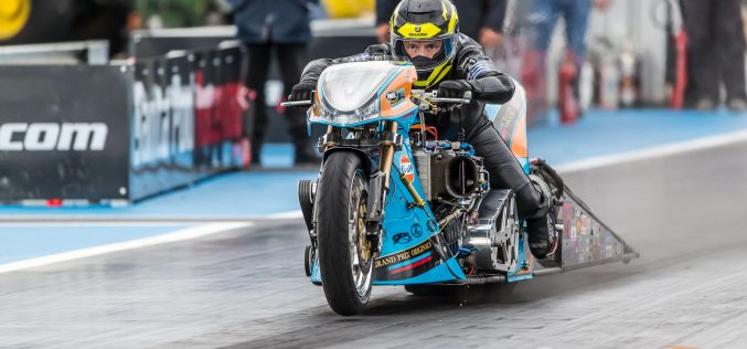 Gulf Oil Drag Racing wins 11th European Championship