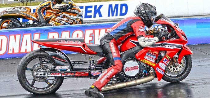 Stotz Racing Makes History Again with Honda