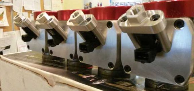 MPS Racing: Lectron Throttle Body Conversion