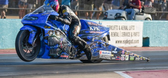 NHRA: Texas FallNationals – Pro Stock Motorcycle