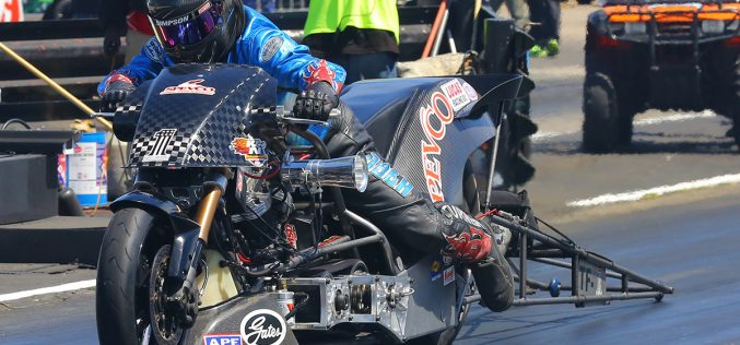 AMRA: Supercharged Lineup For 27th All-Harley World Finals