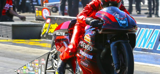 NHRA: Win or Bust for Pro Stock Motorcycle Champ Matt Smith