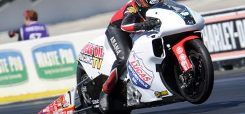 NHRA: Pro Stock Motorcycle Championship Comes to Thrilling Conclusion