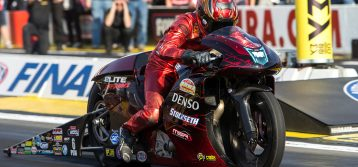 NHRA: Matt Smith Looking for a Gatornationals Win